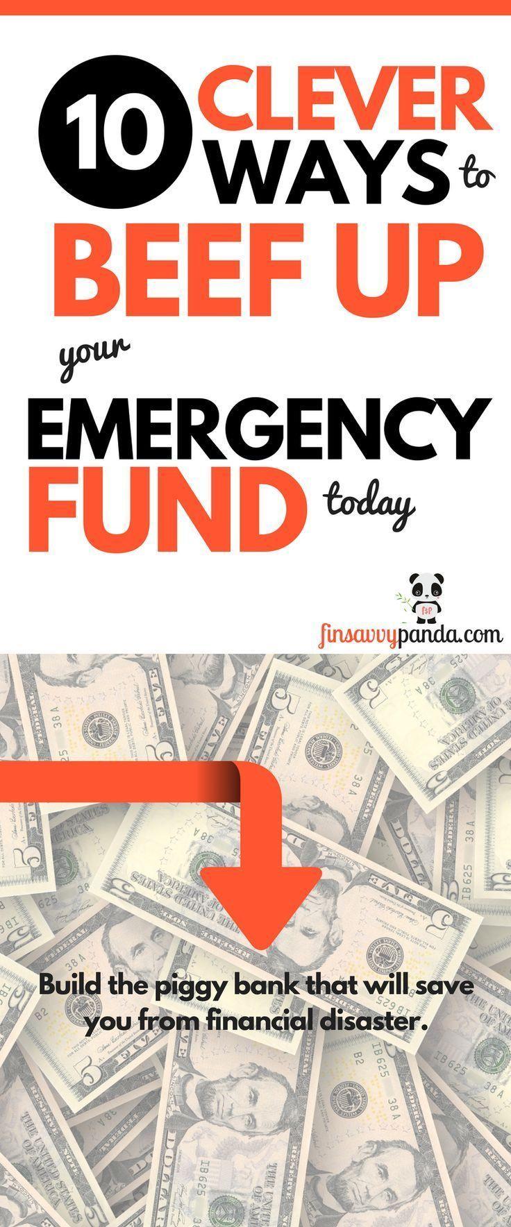 how to create emergency fund