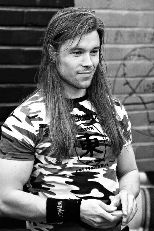"Pekka ""Pexi"" Olkkonen, guitarist of Stam1na"