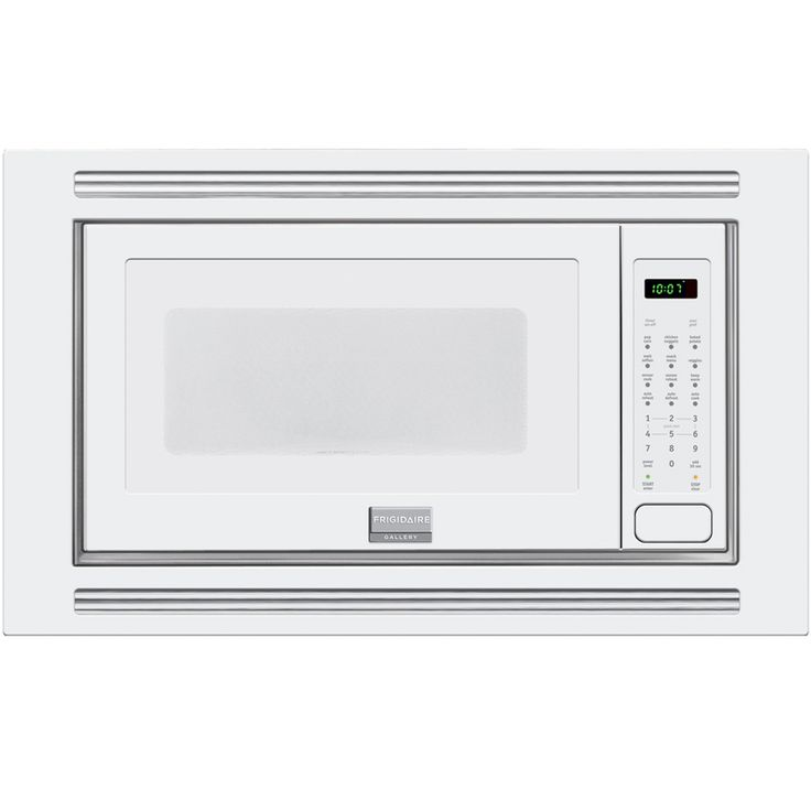 Frigidaire Countertop Microwave Lowes : built in microwave frigidaire kitchen remodeling microwaves cus d ...