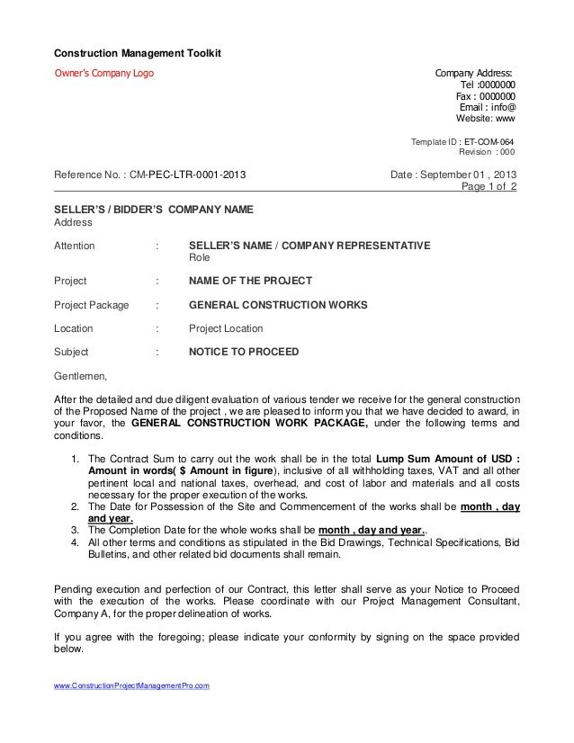 Image Result For Terms And Conditions Project Company Address Construction Management Company Names