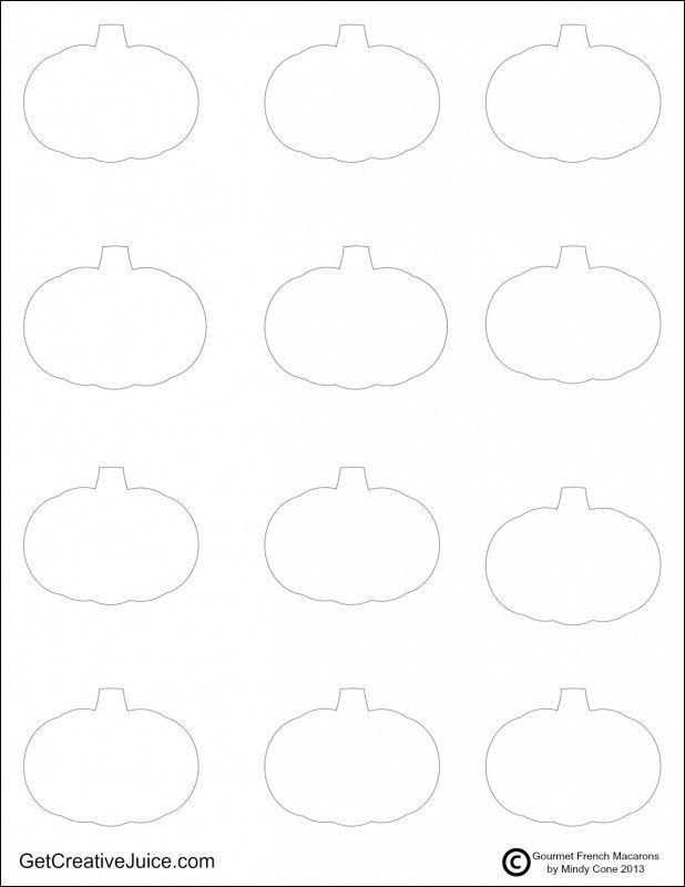 The  Best Pumpkin Template Printable Ideas On