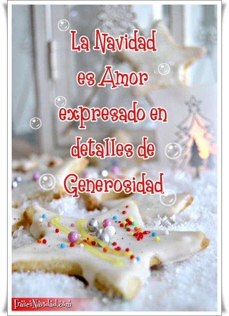 Frases de Generosidad con una estrella de dulce » http://frasesnavidad.com/frases-de-generosidad-con-una-estrella-de-dulce/