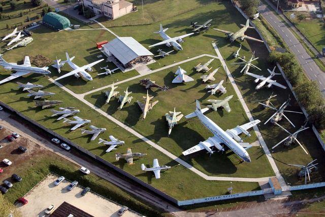 Szolnok plane museum
