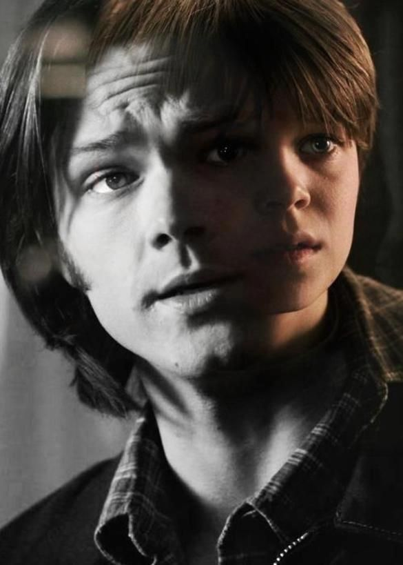 Sam Winchester (Jared Padalecki and Colin Ford) - the casting for this show is superb.