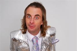 Paul Foot's 'Kenny Larch is Dead' is both hysterically and bewilderingly funny. Mullet bobbing included.