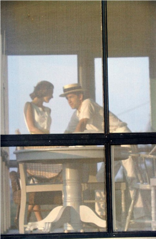 Photo by Saul Leiter, 1958, Lanesville, Variant #?.