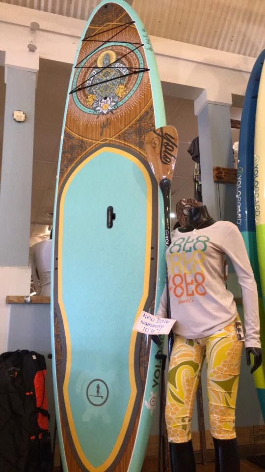 2016 YOLO Boards Are Here! | Paddle Boards from YOLO Board
