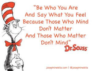 17 best images about dr seuss quotes about being yourself