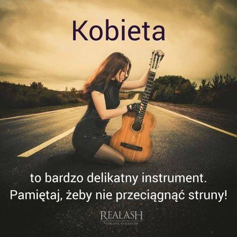Kobieta_delikatny instrument