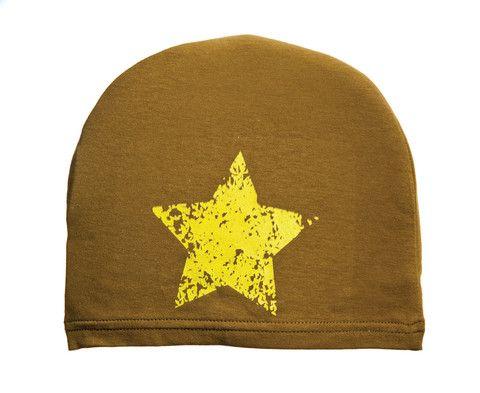 boys: star on army green