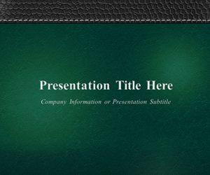 Plantilla de PowerPoint Corporativa con Fondo Verdees un atractivo diseño de PowerPoint con fondo verde para presentaciones ejecutivas pero también para cursos de MBA así como también administración o gestión de empresas