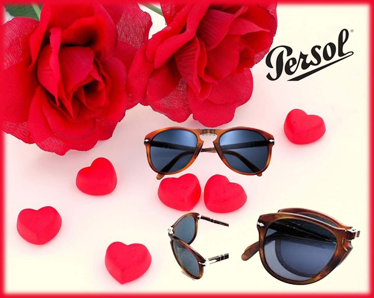 San Valentino #persol #folding #sunglasses #treviso #madeinitaly #occhialidasole