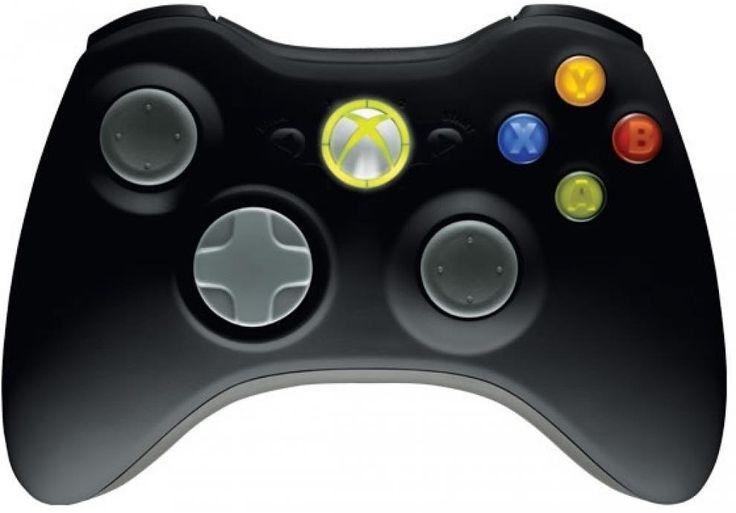 Безжичен геймпад Microsoft Xbox 360 Wireless Common Controller USB English Black Retail