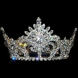 large beauty queen crowns royalty crowns | Queens Crowns, Medieval Crowns, Womens Crowns and Pageant Crowns