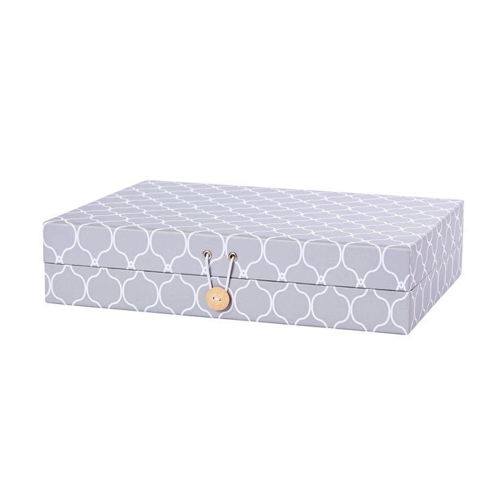 Förvaringsbox Jill - Heminredning - Hemtextil - Hemtex