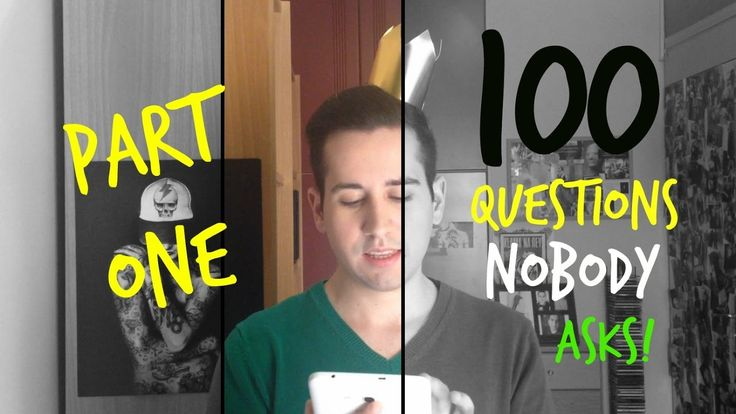 """100 Questions Nobody Asks (Part 1) ● """"King Othonas's Stories"""""""