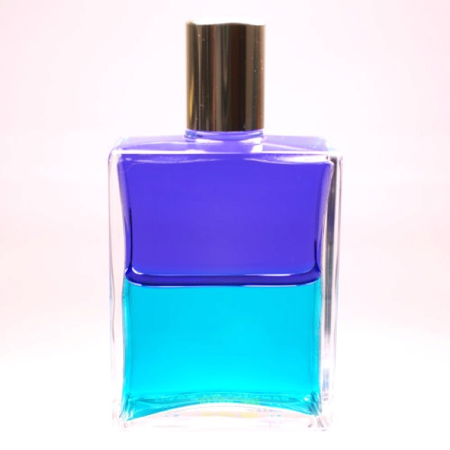 B24 equilibrium bottle from aura soma color therapy