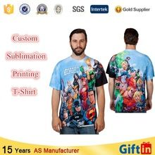 100% Polyester White T-Shirt, China Manufacturer Sublimation Custom T Shirt Printing   best seller follow this link http://shopingayo.space