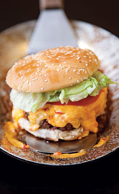 Sometimes, that's all I want is a good burger! ~ Cheeseburgers on the grill!