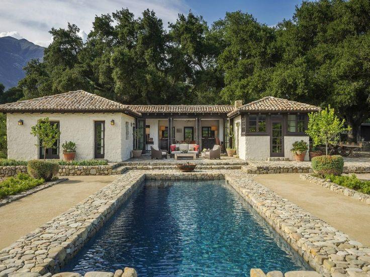 2084 mejores im genes sobre casa de campo en pinterest for Case in stile ranch hacienda
