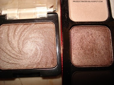 Wet N Wild Nutty: A Dupe of MAC's Satin Taupe