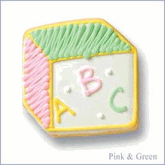 baby block shower favor baby blocks shower favors cookie cutters baby