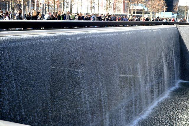 Live free or die: Мемориал 911, Нью Йорк Сити, Нью Йорк (9.11 Memorial)