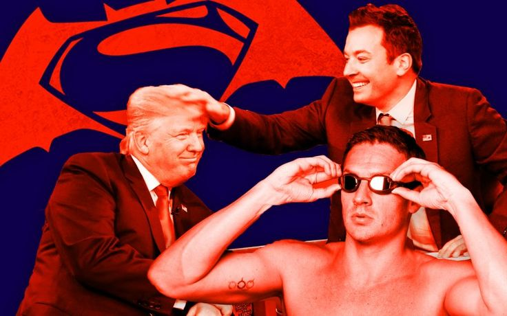HALL OF SHAME 2016's Biggest Fails: Trump on Jimmy Fallon, Kanye West, The Walking Dead & More