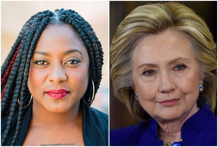 """Black Lives Matter co-founder Alicia Garza says Hillary Clinton and her husband just """"use black people for votes."""""""