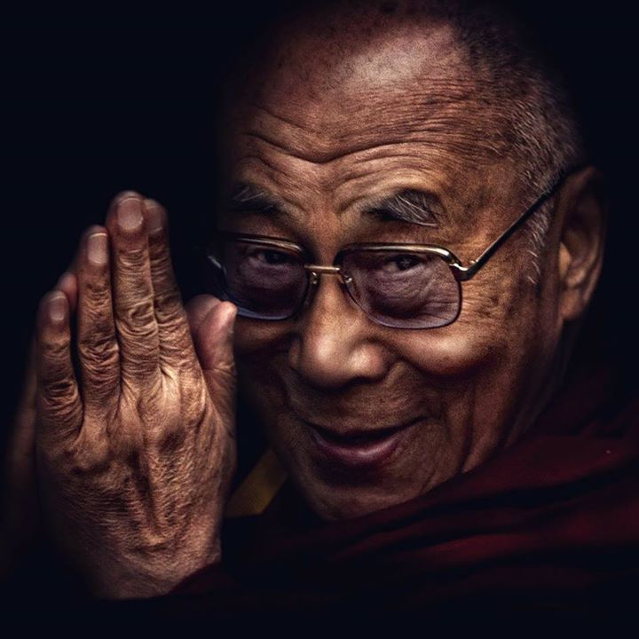 Dalai Lama: If I am only happy for myself many fewer chances for happiness. If I am happy when good things happen to other people billions more chances to be happy! #whatbringsmejoy #DalaiLama