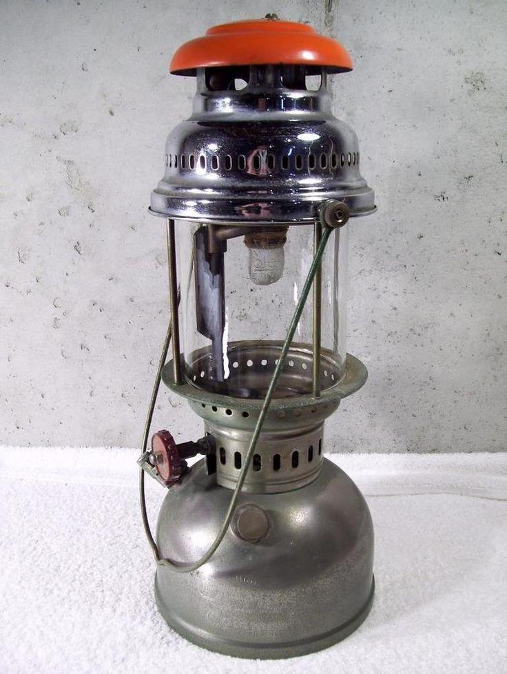 Vintage 1959 Coleman COL MAX 500CP Model 555 Kerosene Coleman Lantern Canada #Coleman