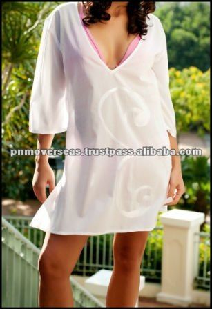 de manga larga vestido de playa-Traje de baño  ropa de playa-Identificación del producto:127625427-spanish.alibaba.com