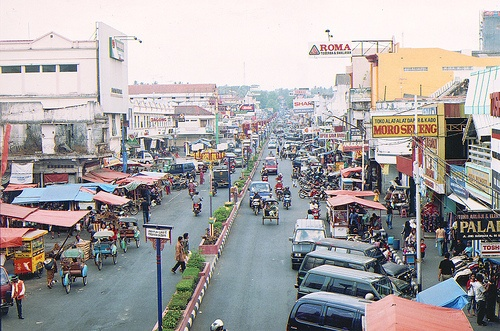 Rindu Salatiga, Indonesia yg seperti ini