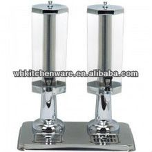 8L stainless steel restaurant drink dispenser/juice dispenser machine