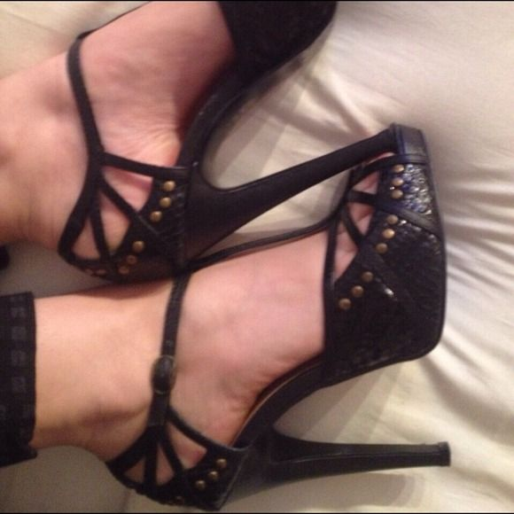 """Selling this """"Bakers high heels"""" in my Poshmark closet! My username is: ckitig. #shopmycloset #poshmark #fashion #shopping #style #forsale #Bakers #Shoes"""