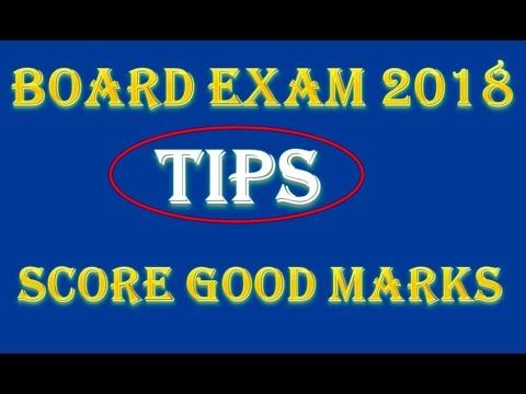 Board Exam Tension? Tips to reduce Board Exam Tension & Score Good Marks...