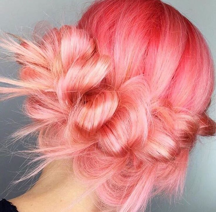 Top 25 Best Coral Hair Ideas On Pinterest Coral Hair