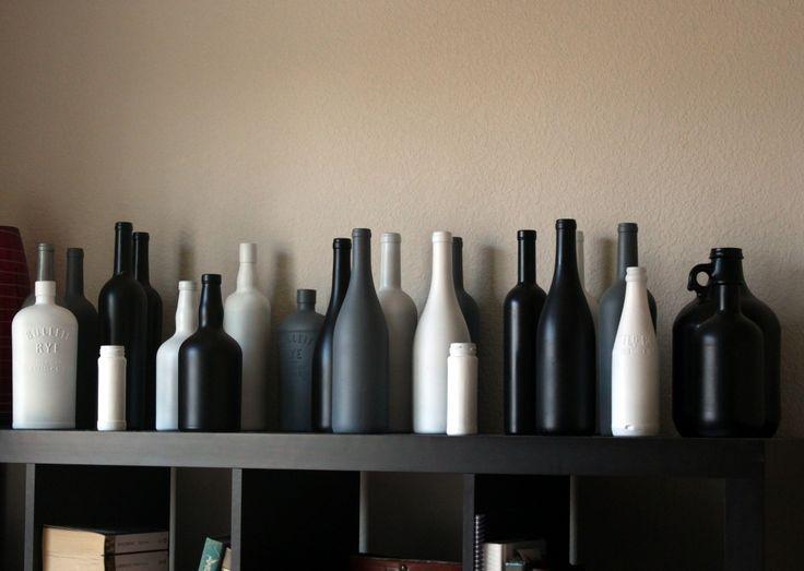 How To: Repurpose Booze Bottles