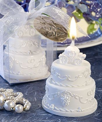These wedding favors are so adorable!
