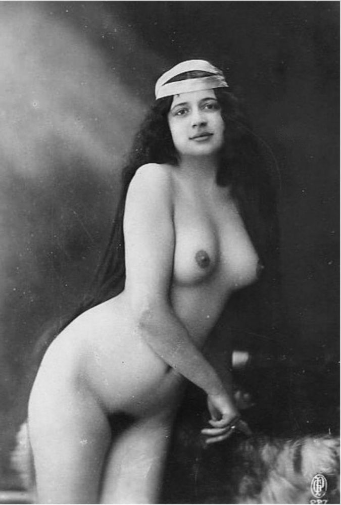 old time nude black women