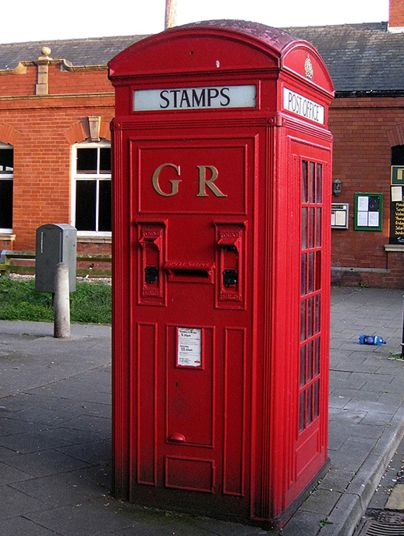 Nicknamed the Vermillion Giant, the K4 was a combined telephone and post box with stamp vending machine. The design was introduced in 1927 but they proved unpopular with customers. Only 50 were ever produced and most were withdrawn in 1935. However, around 10 survive in the UK including this one in Whitley Bay, Tyne and Wear.