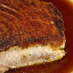 Cajun Blackened Tuna