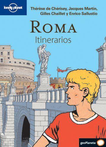 Roma. Itinerarios (Guías Itinerarios Lonely Planet)  #MedinadeMarrakech