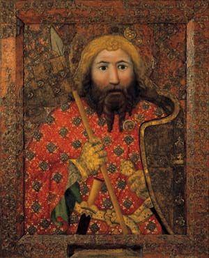 Meister Theoderich A knight