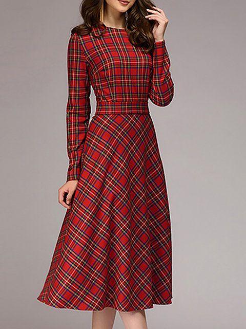 Buy Formal Dresses Midi Dresses For Women from YZL Studio at Stylewe. Online Sho... 1