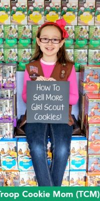 How to Sell More Girl Scout Cookies – Part Two