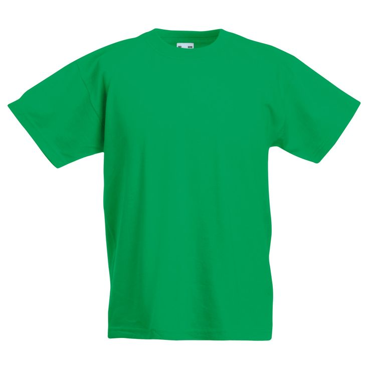 Fruit of the Loom SS031 - T-shirt bambino Value Weight