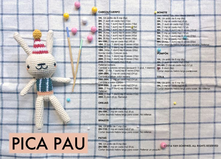 Mejores 106 imágenes de #crochet en Pinterest | Comida de ganchillo ...