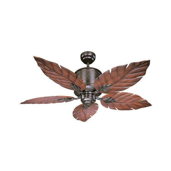 Savoy House Portico English Bronze Outdoor Ceiling Fan ($330) ❤ liked on Polyvore featuring home, outdoors, outdoor decor, outdoor ceiling fans, bronze ceiling fan, outside ceiling fans and bronze outdoor ceiling fan