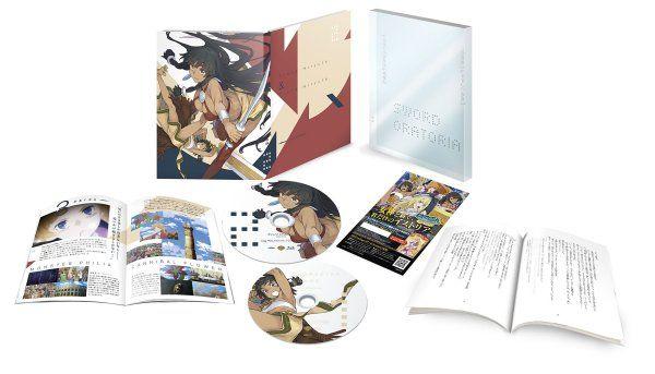Second 'Sword Oratoria' Anime DVD/BD Releases Artwork & Packaging Debuts